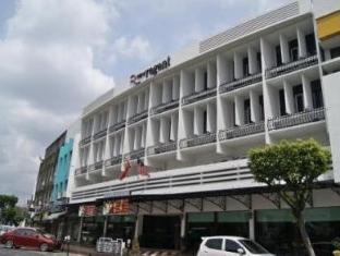 New Regent Hotel Alor Setar - Hotel Exterior