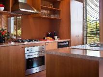 Azure on Queensberry: kitchen