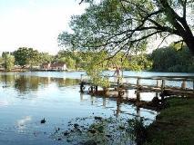 Azure on Queensberry: surroundings