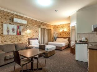 Highlander Motor Inn and Apartments Toowoomba - Twin Room