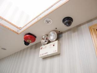 Jinhai Hotel Hong Kong - Security system