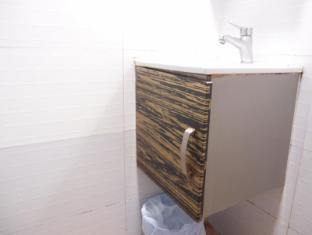 Jinhai Hotel Honkongas - Vonios kambarys
