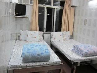 Toms Guest House Hong Kong - Family Room (2 Double Beds)