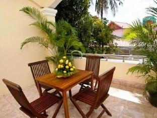 Splash Inn Phnom Penh - Balcony/Terrace
