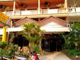 Khamkhoun Hotel Vientiane - Entrance