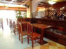 Khamkhoun Hotel: restaurant