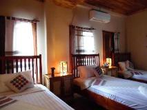 Lao Lu Lodge: guest room