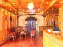 Vangphaikham Hotel: reception