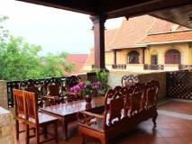 Vangphaikham Hotel: balcony/terrace