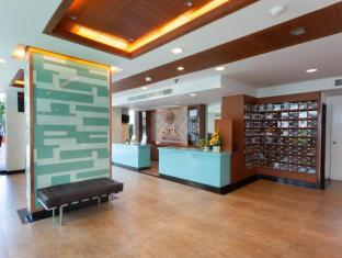 Art@Patong Serviced Apartments Phuket - Reception