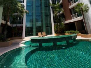 Art@Patong Serviced Apartments Phuket - Swimming Pool