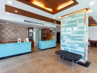 Art@Patong Serviced Apartments Phuket - Lobby