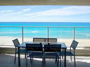 Pacific Surf Absolute Beachfront Apartments Gold Coast - Interior
