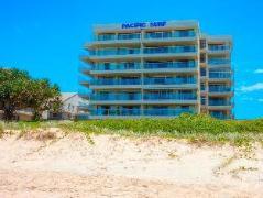 Pacific Surf Absolute Beachfront Apartments Australia
