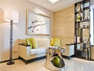 THE ONE Executive Suites managed by Kempinski - Shanghai Shanghai - Business Suite living room