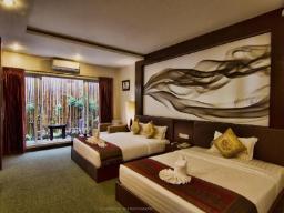 Phòng Suite 2 giường đơn