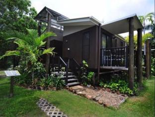 BIG4 Airlie Cove Resort and Caravan Park Whitsunday-øyene - Utsiden av hotellet