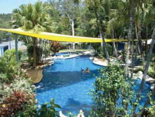 BIG4 Airlie Cove Resort and Caravan Park Isole Whitsunday - Piscina