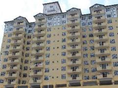 Harvest Green Apartment @ Crown Imperial Court | Malaysia Budget Hotels