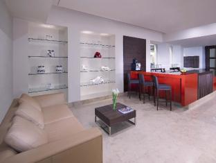Anantara Eastern Mangroves Hotel & Spa Abu Dhabi - Gym reception desk