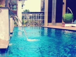 The O Valley Hotel Suratthani - Swimming Pool