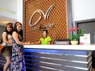 The O Valley Hotel Suratthani - Reception