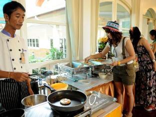 The O Valley Hotel Suratthani - Breakfast