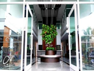The O Valley Hotel Suratthani - Entrance