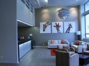 Boulcott Suites ולינגטון - בית המלון מבפנים