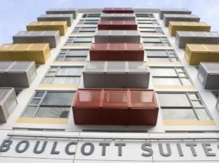 Boulcott Suites ולינגטון - בית המלון מבחוץ