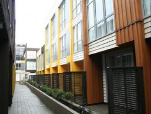 Boulcott Suites Wellington - Hotel z zewnątrz