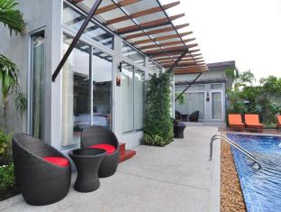 Phu NaNa Boutique Hotel פוקט - סביבת בית המלון
