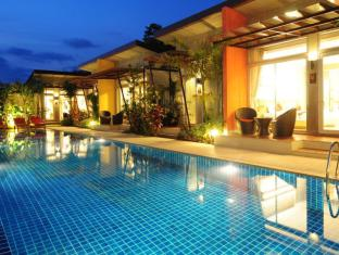 Phu NaNa Boutique Hotel פוקט - בריכת שחיה