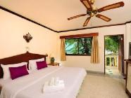 Pokój o podwyższonym standardzie, z widokiem na morze - dwuosobowe łóżko lub dwa 1- osobowe
