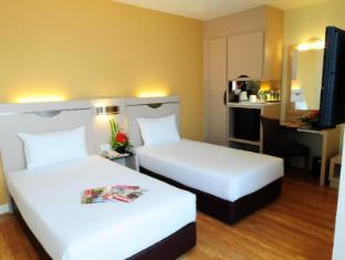 Hotel Sentral Georgetown Penang - Deluxe Twin