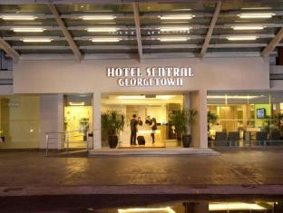 Hotel Sentral Georgetown Penang - Entrance