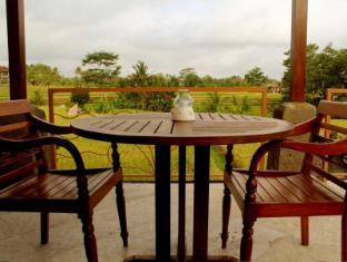Villa Prana Shanti Bali - Balcony/Terrace