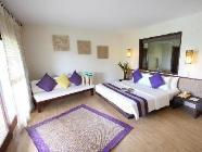 Phòng Deluxe giường King Hướng biển