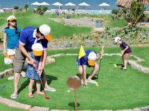 Vietnam Hotel Accommodation Cheap | golf course