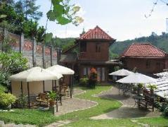 Bantal Guling Villa Lembang Indonesia