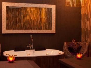 Kamala Bed & Breakfast Jimbaran Bali - Luxury Spa at Kamala Bamboo Spa