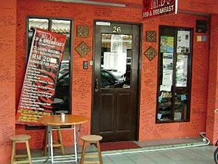 Mr D's Bed & Breakfast Kuching - Exterior