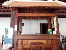 Lakhangthong Boutique Hotel: reception