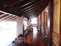 Lakhangthong Boutique Hotel: balcony/terrace