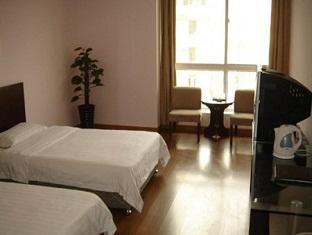 Yazhu Hotel Shanghai - Guest room