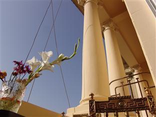 Hotel Grand Royal Cairo - Balcony