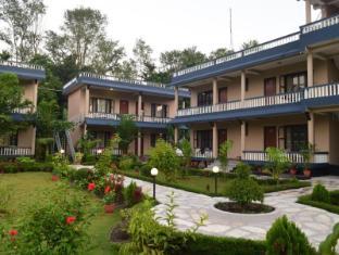 Chitwan Village Resort Chitwan - Hotel Aussenansicht