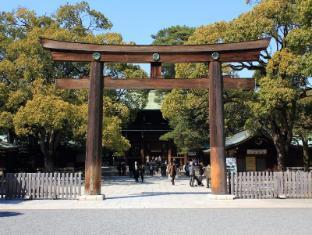 Eishinkan Hotel Tokyo - Meiji Jingu