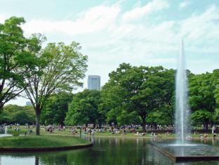 Eishinkan Hotel Tokyo - Yoyogi Park