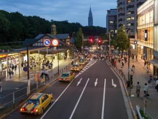 Eishinkan Hotel Tokyo - Harajuku